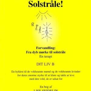 Solstråle Boganmeldelse: Voldsramt Et terapiforløb pr. e-mail. Redskaber og indlæring i hvordan volden takles.